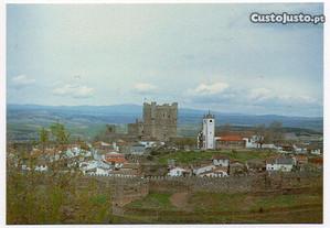 Bragança - postal ilustrado