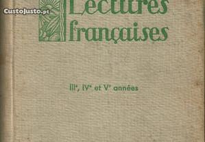Lectures Françaises - 3º,4º e 5º anos