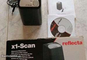 Scanner slides