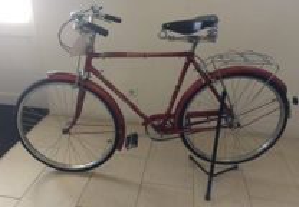 Bicicleta YE-YE 26 pasteleira restaurada