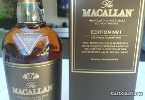 Whisky Macallan Edition n.1
