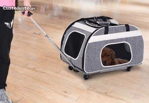 Transportadora para gato/cão