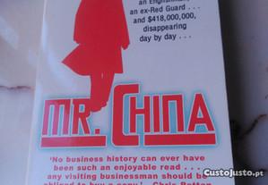 Mr. China, de Tim Clissold