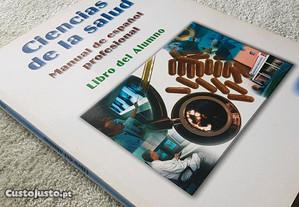 Ciencias de la salud. Manual español profesional.