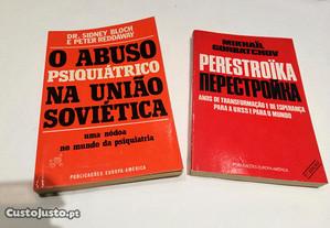 O abuso psiquiátrico na URSS e Perestroika