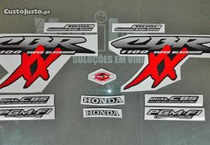 Autocolantes Honda Cbr 1100 XX Super Blackbird