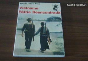Vietname Pátria Reencontrada de Nguyen Khac Vien