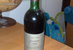 Garrafa Vinho Tinto da Granja Alentejo com 36 anos