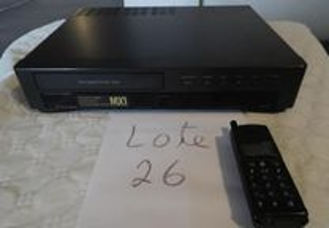 Lote 26 Vídeo - Telemóvel