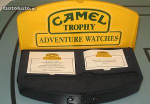 Relógio Camel Trophy