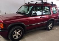 Land Rover Discovery TD 5 - 02