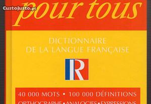 Le Robert (dicionário de francês)