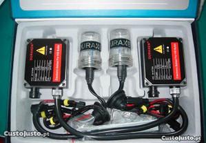Kit Xenon H3 - 6000k - 35w