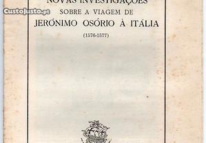 Viagem de Jerónimo Osório à Itália (1576-1577)