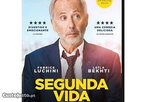 Filme em DVD: Segunda Vida - NOVO! Selado!