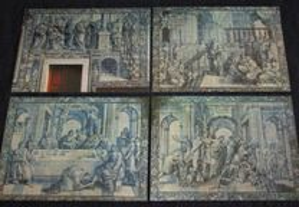 Bilhete Postal Igreja da Misericórdia Évora