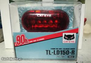 Lanterna trás CATEYE TL-LD150-R Nova
