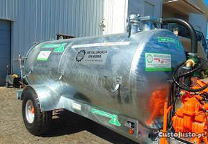 Cisterna de 4000 Lts Reforçada Galvanizada