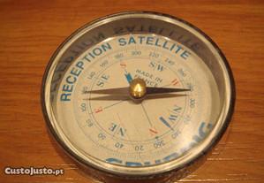 Bussola antiga radios grundig e frequencia frances