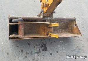 hanix H22B mini escavadeira