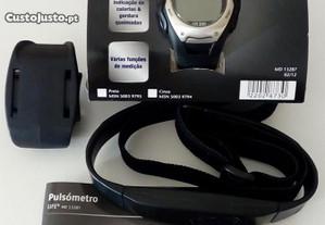 Relógio Pulsómetro Multifunções em PerfeitoEstado