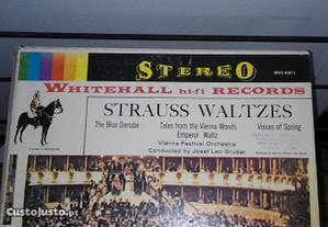 Vinil Strauss Waltzes