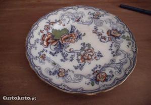 Prato Balmoral antigo. Porcelana inglesa