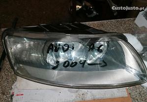 Audi A6 farol 2004-