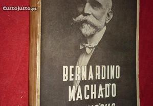 Bernardino Machado memórias - António Machado