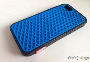 Capa Silicone VANS para iPhone SE / 5 / 5s (NOVAS)