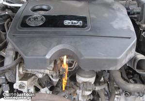 Motor Seat Skoda VW 1.9 SDI refª ASY