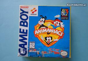 Jogo Game Boy - Animaniacs