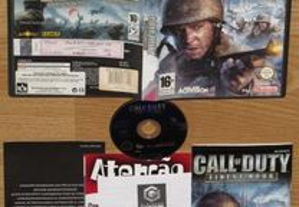 GameCube: Call of Duty