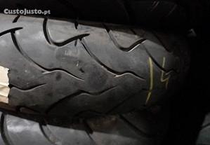 pneu 140/70R14 dunlop