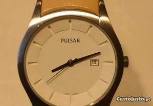 Relógio movimento quartz como novo - Pulsar