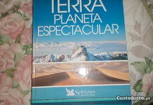 Terra planeta espectacular A4