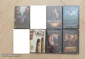Pack 15 filmes em DVD