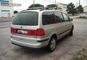 VW Sharan Tdi 115 exclusive - 01