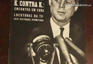 Revista O Século Ilustrado 1962 JF Kennedy Rara