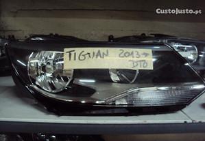 VW Tiguan 2013- farol