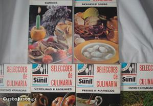 seleções de culinaria