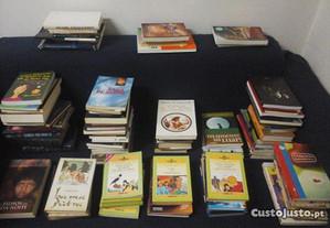 Livros Vendidos EM SEPARADO - Livros Baratos