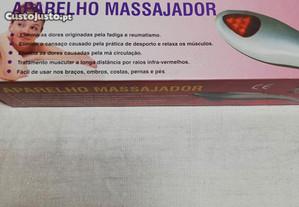 Massajador Corporal Terapêutico com Infra-vermelho