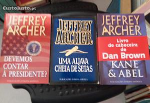 Obras de Jeffrey Archer