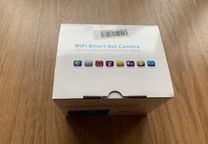 Wi-Fi Smart Net Camera - Mini Câmara de Filmar