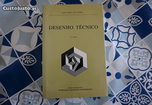 Livro: Desenho técnico de Luís Veiga da Cunha. 10