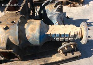 Tractor-Carter trás e Bainhas completas Ford 4630