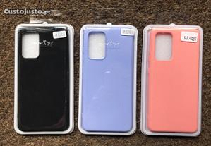Capa de silicone soft touch Samsung A52 / A52 5G