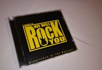 queen - a tribute to queen (we will rock you) CD