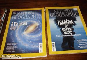 revistas Nacional geografic